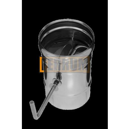 Шибер (430/0,8 мм) Ø115