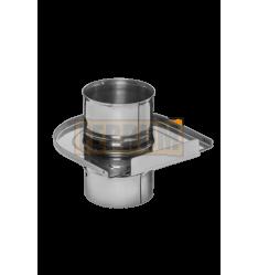 Шибер-задвижка (430/0,8 мм) Ø115
