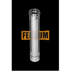 Дымоход 0,5м (430/0,8 мм) Ø115