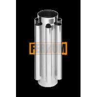 Дымоход-конвектор (430/0,8мм) Ø115