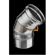 Колено угол 135° (430/0,8 мм) Ø115