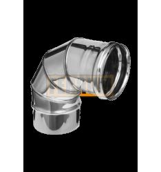 Колено угол 90° (430/0,8 мм) Ø115