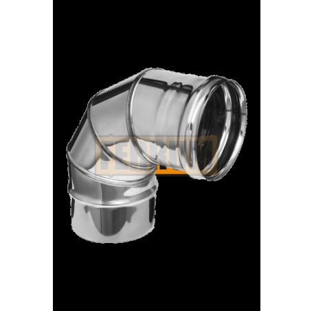 Колено угол 90° (430/0,8 мм) O115 - фотография 1