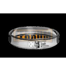 Хомут обжимной (430/0,5 мм) Ø115