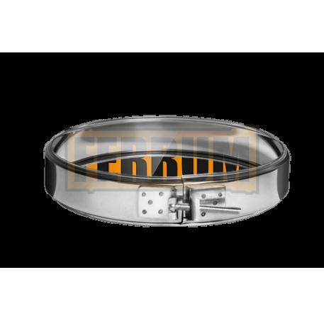 Хомут обжимной (430/0,5 мм) Ø197-200