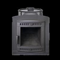 Банная печь с сеткой для камней Атмосфера