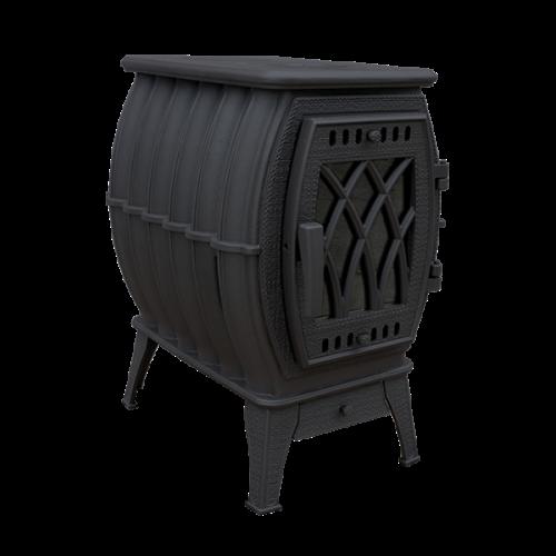 Отопительно-варочная печь-камин Бахта - фотография 2