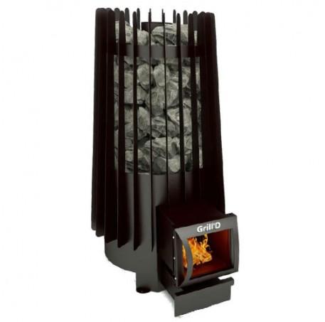 Печь для бани GRILL'D Cometa 180 Long