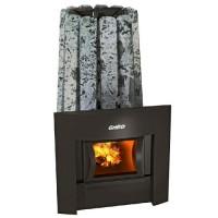 Печь для бани GRILL'D Cometa 180 Vega Stone Premium (Window black)
