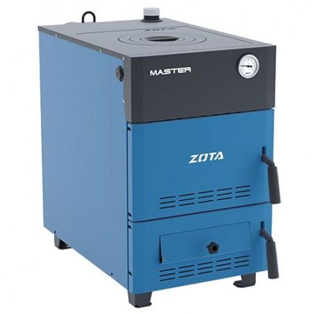 Твердотопливный котел ZOTA Master-25 - фотография 1