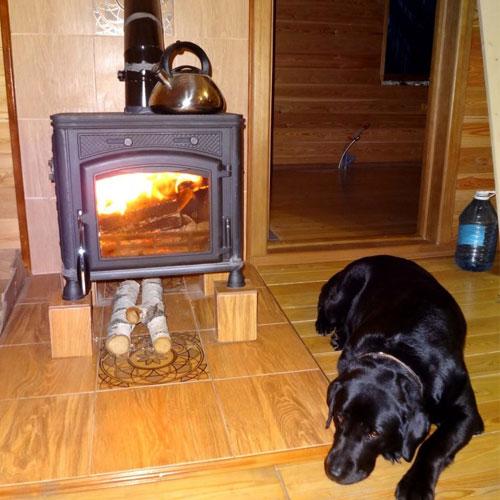 Чугунная печь Guca MERCURY - фотография 2