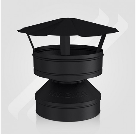 Зонт-дефлектор MAGMA 115/215 мм. - фотография 1
