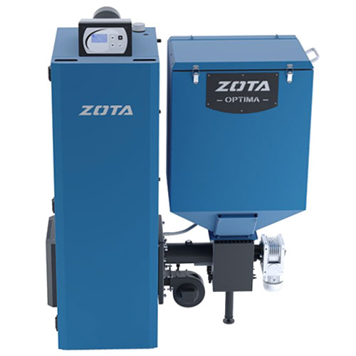 Автоматический котел ZOTA Optima-20 - фотография 2