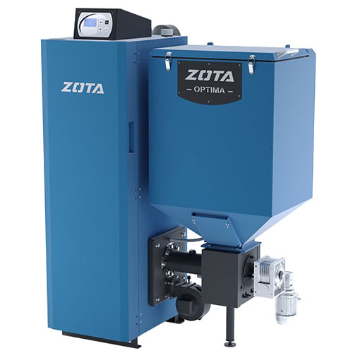 Автоматический котел ZOTA Optima-20 - фотография 3