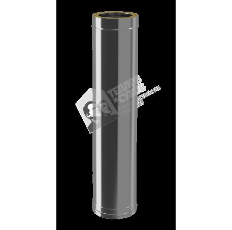 Труба Термо L 1000 430, 0,8/430, 0,5 d 115/180 - фотография 1