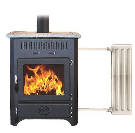 Печь-камин MBS Thermo Vulkan S